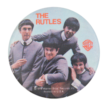 The Rutles Music Button Museum