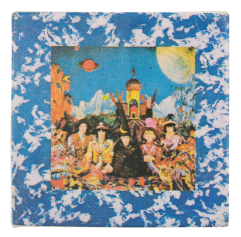 Their Satanic Majesties Request Music Button Museum