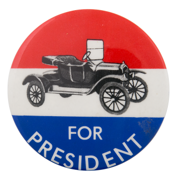 Ford for President Political Button Museum