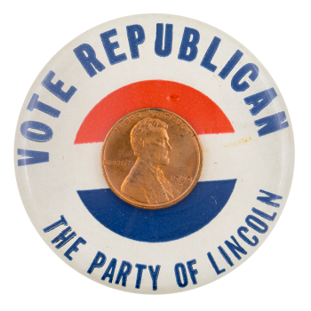 The Party of Lincoln Political Button Museum