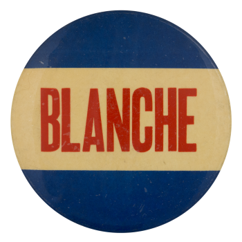 Blanche Sports Button Museum