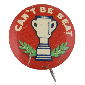 Can't Be Beat Sports Button Museum