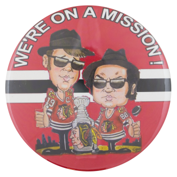 We're on a Mission Chicago Button Museum