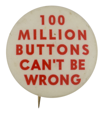 100 Million Buttons Self Referential Button Museum