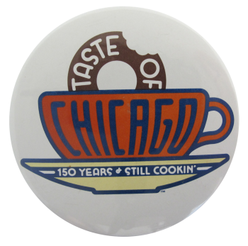 Taste Of Chicago Chicago Button Museum