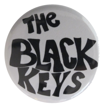 THE BLACK KEYS Music Button Museum