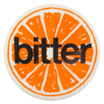 Bitter Advertising Button Museum