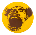 Hungry Charley's Advertising Button Museum