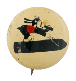 Kellogg's Pep Navy Observation Squadron 3 Advertising Button Museum