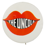 The Uncola Mouth Advertising Button Museum
