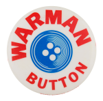 Barman Button Advertising Button Museum