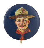 Boy Scout Art Button Museum