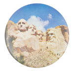 Mount Rushmore Art Button Museum