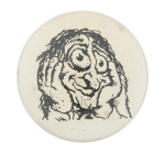 R Crumb's Stoned Again Art Button Museum