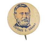 Ulysses S. Grant Political Button Museum