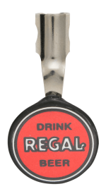 Drink Regal Beer Beer Button Museum
