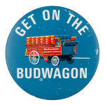 Budwagon Beer Button Museum