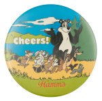 Hamm's Bear Beer Button Museum