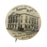 Paragon Beer Beer Button Museum