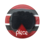 Piece Advertising Button Museum