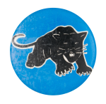 Black Panther Cause Button Museum