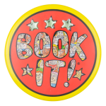 Book It Characters Cause Button Museum