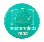 Masterminds Read Cause Button Museum