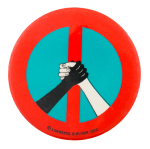 Peace Arms Cause Button Museum