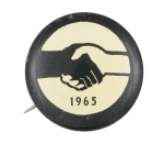 Solidarity 1965 Cause Button Museum