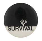 Survival Cause Button Museum