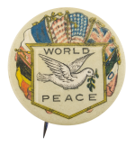 World Peace Cause Button Museum