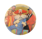 Bozo and Mr. Ned Chicago Button Museum