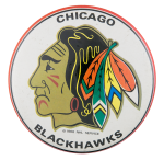 Chicago Blackhawks Chicago Button Museum