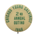 Chicago Young Calvinist 2nd Annual Outing Chicago Button Museum