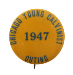 Chicago Young Calvinist Outing Chicago Button Museum
