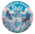 Chicagoland You've Got Style Chicago Button Museum