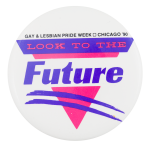 Look To The Future Chicago Button Museum