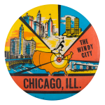 The Windy City  Chicago Button Museum
