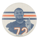 William Perry Chicago Bears Chicago Button Museum