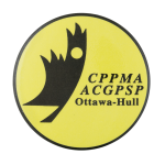 Canadian Public Personnel Management Association Club Button Museum