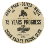 Cedar Valley Engine Club Events Button Museum