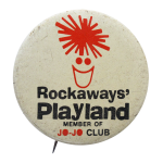 Rockaways' Playland Jo Jo Club Button Museum