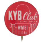 KYB Club Club Button Museum