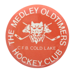 The Medley Oldtimers Hockey Club Button Museum