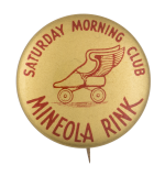 Mineola Rink Club Button Museum