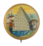 Pyramid Club Button Museum