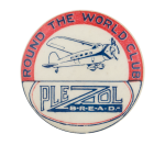 Round The World Club Button Museum