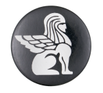 Russian Military Sphinx Club Button Museum