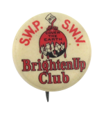 Sherwin Williams Brighten Up Club Club Button Museum