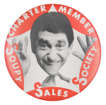 Soupy Sales Society Club Button Museum